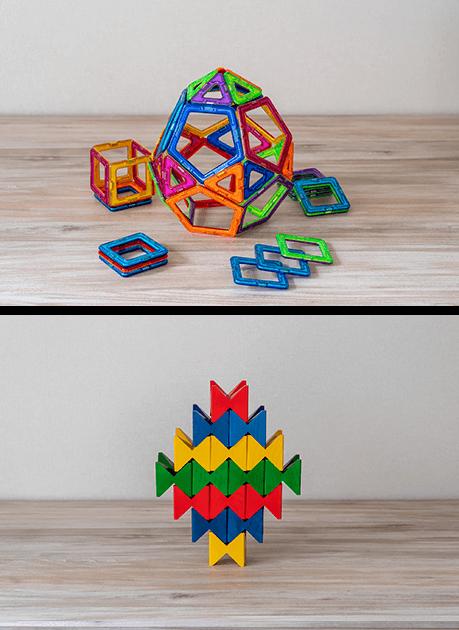 知育玩具やおもちゃのレンタル・サブスク キッズラボラトリーの3歳のおもちゃのプランニング例